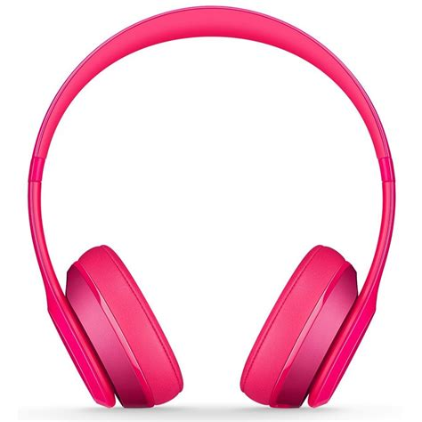 Headphone Beats Pink beats by dr dre mhbh2zma 2 ear headphones pink beats from powerhouse je uk