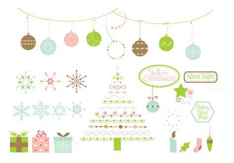 design elements pack christmas design elements vector pack download free