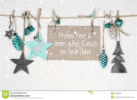 merry and happy new year testo merry and a happy new year card with