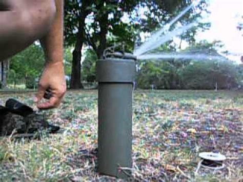 spray painting in mines paintball landmine pack mine fits in a pod pack