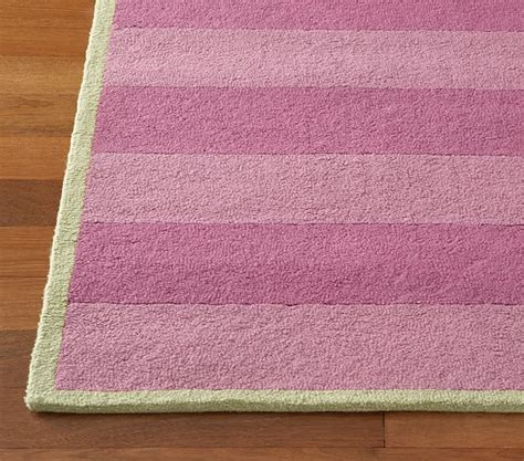 Pottery Barn Striped Rug Pink Rugby Stripe Rug Swatch Pottery Barn