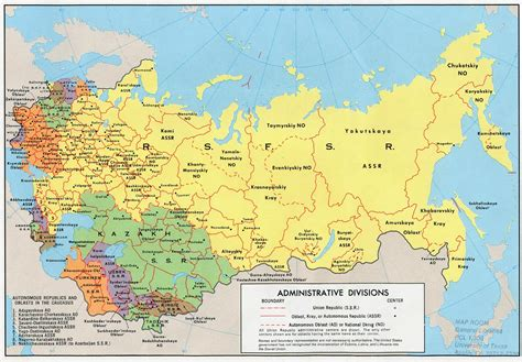 russia map before and after 1990 nationmaster maps of soviet union 36 in total