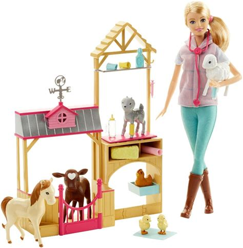 fashion doll playset farm vet doll playset toys quot r quot us