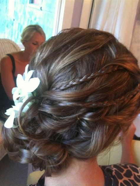 Wedding Hairstyles For Really Thin Hair by Updos For Thin Hair