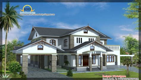 home design beautiful house elevations kerala home design