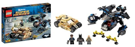 Lego Superheroes 76001 The Bat Vs Bane Tumbler lego forums toys n bricks