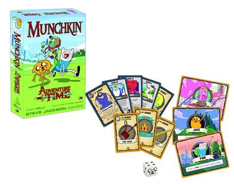 cards adventure time previewsworld munchkin adventure time o a c 0 1 2