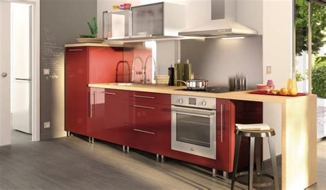 cuisine cristal brico depot les cuisines brico d 233 p 244 t