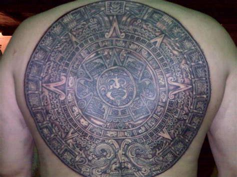 Calendario Azteca Tattoos Pictures Aztec Calendar