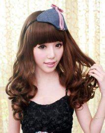 Model Rambut Keriting Asli by 60 Model Rambut Keriting Gantung Asli Dan Permanen Terbaru