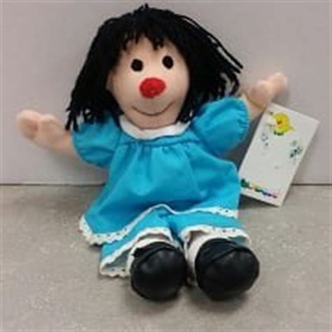 Molly Doll From The Big Comfy by The Big Comfy Molly 9 Quot Doll Toys