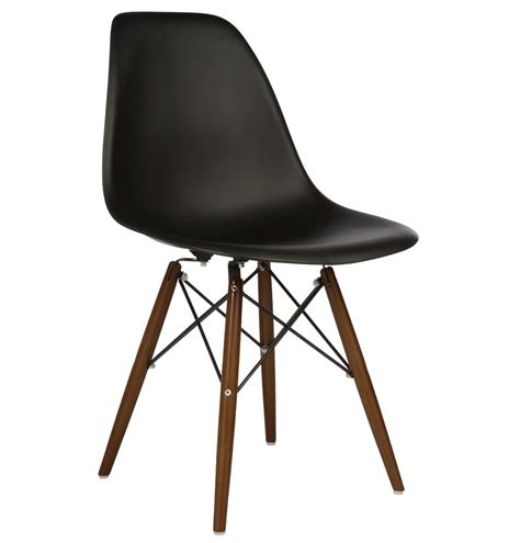 dsw chair wood feature inspired  charles eames
