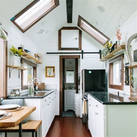 most luxurious tiny homes luxurious small smart homes by tiny heirloom treehugger