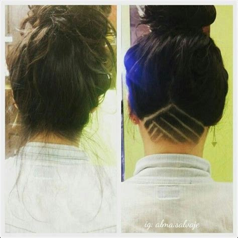1000 images about undercut nape swag styles on pinterest 1000 images about hair wavy curly crazy on pinterest