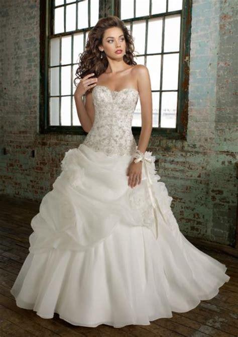 fotos de vestidos de novia tipo corset fotos de vestidos de novias hermosas