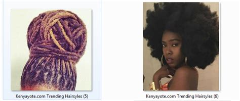 modern hairstyles in kenya photos of best and trending hairstyles in kenya 2017