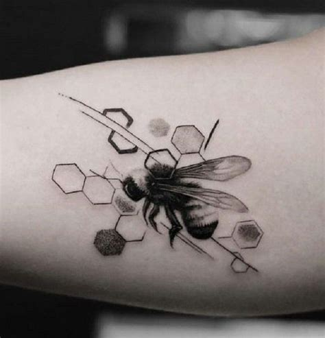 watercolor tattoo history 25 beautiful bee tattoo meaning ideas on pinterest bee