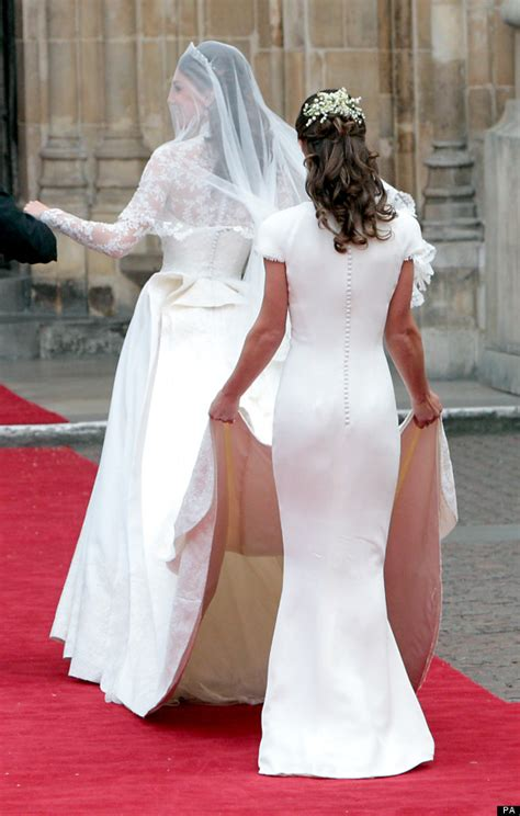 pippa wedding pippa middleton s bottom three years on pictures
