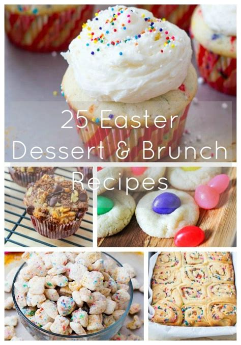 baking ideas 25 easter brunch dessert recipes sallys baking addiction