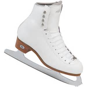 riedell 255 ladies figure skates with eclipse astra blade