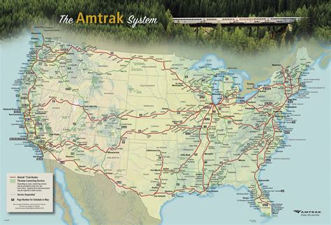 map usa routes amtrak routes guide new york philadelphia dc wanderu