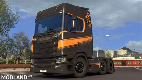 Skin Top 1 scania s high roof new generation skin 1 0 5 by l1zzy mod for ets 2