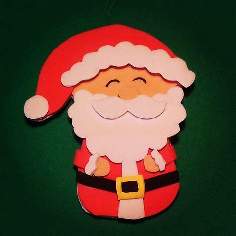 imagenes navidras en goma eva adornos de navidad de goma eva