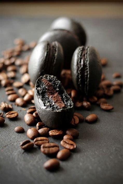 Chocolate 1 3 Tamat coffe chocolate macarons shades of brown macarons chocolate and coffee
