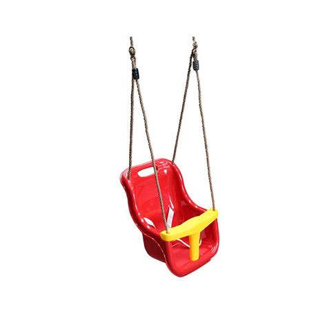 red baby swing red baby swing seat bucket style rope extensions buy