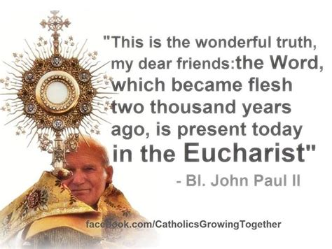 Wedding Quotes Paul Ii by St Pope Paul Ii A Christian Pilgrimage
