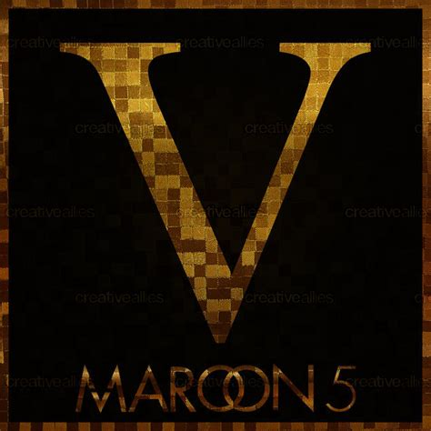 design cover maroon 5 maroon 5 album cover by nextinlinezg