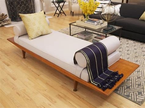 Living Room Bench Seat by Living Space Photos Hgtv