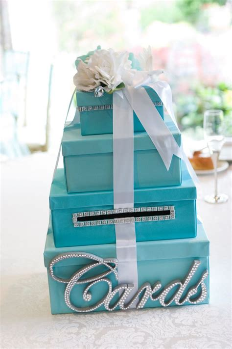 Quinceanera Gift Card Box - card box my wedding ideas pinterest