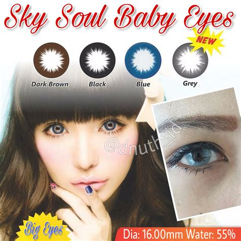 sky soul baby big dnuth softlens center