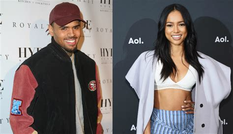 karrueche tran pregnant chris browns girlfriend preparing her life chris brown and karrueche tran not back together despite