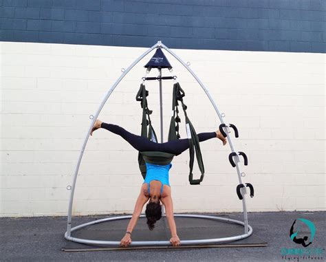 omni yoga swing how to invert on your omni gym yoga swing yoga swings