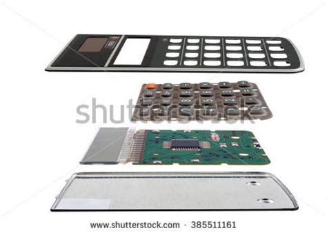 integrated circuit of a calculator laptop upgrade hdd ssd solid state stock photo 520623886