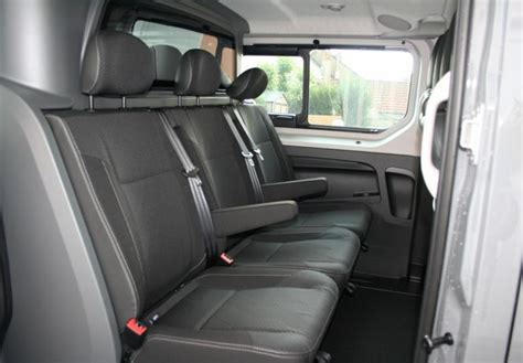 renault new trafic cabine approfondie grand confort l2 h1