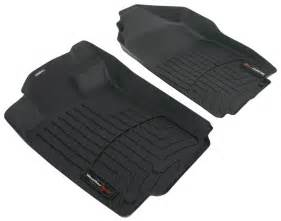 Ford Fusion Floor Mats Floor Mats For 2012 Ford Fusion Weathertech Wt442991