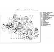 Pompa Wtryskowa Lucas F18ITCI30 Do Forda Mondeo 18dt 90Km