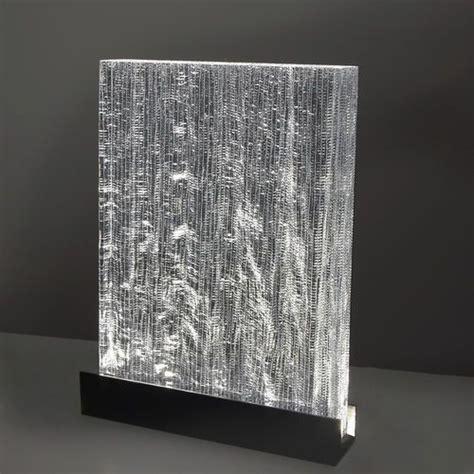 decorative acrylic panel interior fittings pliss 201