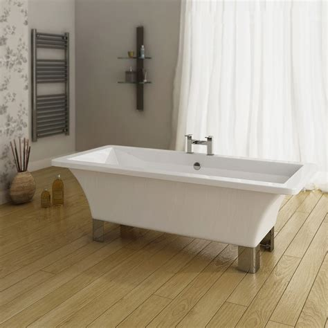 roll top bathrooms milan 1520 modern square roll top bath victorian