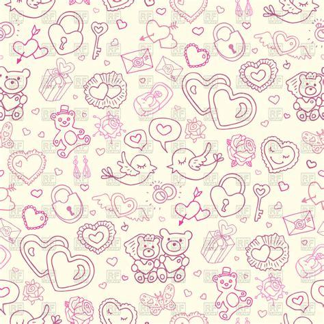 pattern wedding vector seamless wedding pattern royalty free vector clip art