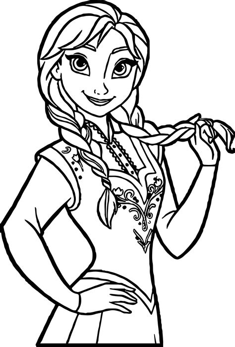 coloring pages about braids coloring page wecoloringpage
