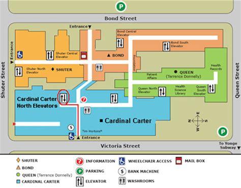 toronto general hospital floor plan positive care program at st michael s hospital