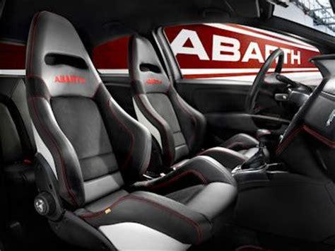 Auto Semmel by Fiat Abarth Grande Punto Neue Sportsitze F 252 R Die Kleine