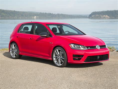 New 2017 Volkswagen Golf R Price Photos Reviews