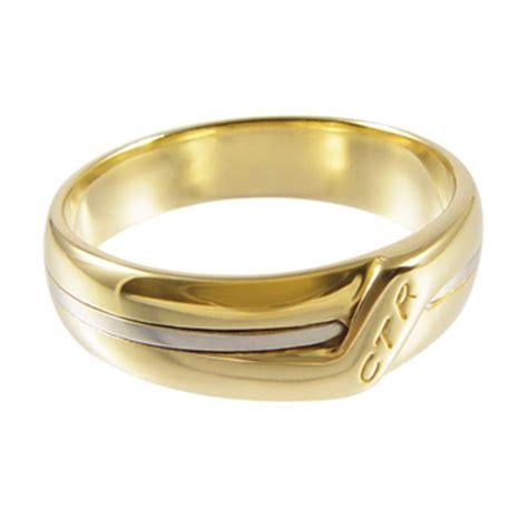 boys gold rings