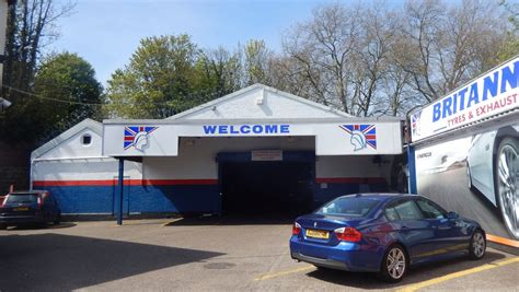 Car Tyres Nuneaton by Coventry At Britannia Tyres