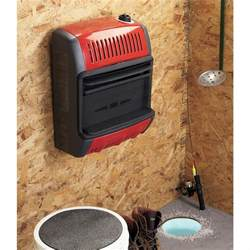 Select Blinds Canada Mr Heater 174 Wall Mount Buddy Heater 129828 Outdoor